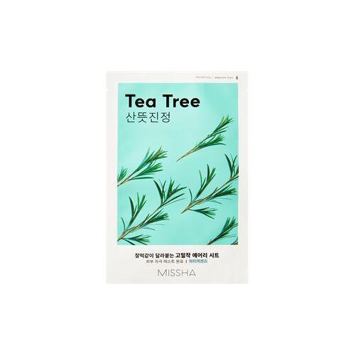 MISSHA Masken Tuchmasken Airy Fit Mask Tea Tree 1 Stk.