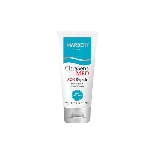 Marbert Pflege UltraSens MED SOS Repair Antibakteriell Handcreme 75 ml