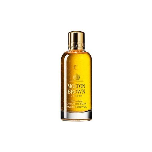 Molton Brown Bath & Body Body Oil Mesmerising Oudh Accord & Gold Precious Body Oil 100 ml