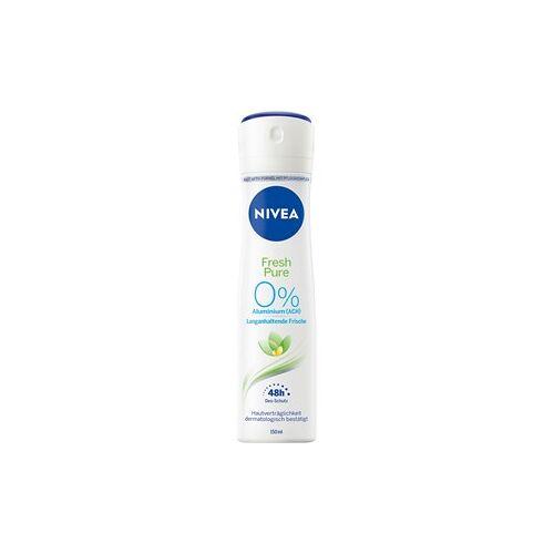 Nivea Körperpflege Deodorant Fresh Pure Deodorant Spray 150 ml