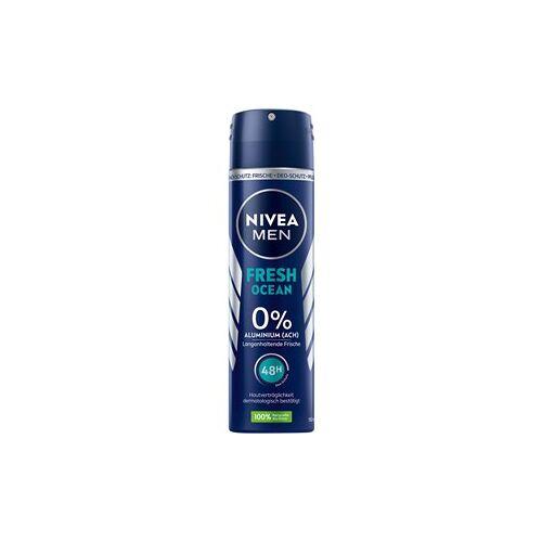 Nivea Männerpflege Deodorant Nivea Men Fresh Ocean Deodorant Spray 150 ml