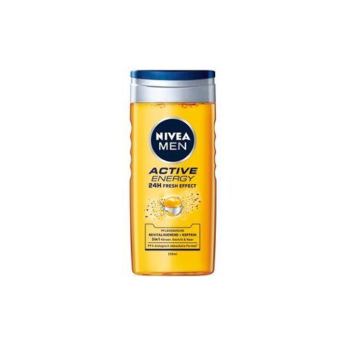 Nivea Männerpflege Körperpflege Nivea Men Active Energy Pflegedusche 250 ml