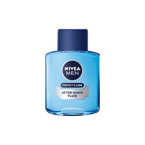 Nivea Männerpflege Rasurpflege Nivea Men Protect & Care After Shave Fluid 100 ml