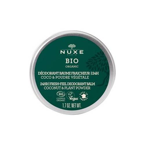 Nuxe Gesichtspflege Nuxe Bio 24Hr Fresh-Feel Deodorant Balm 50 g