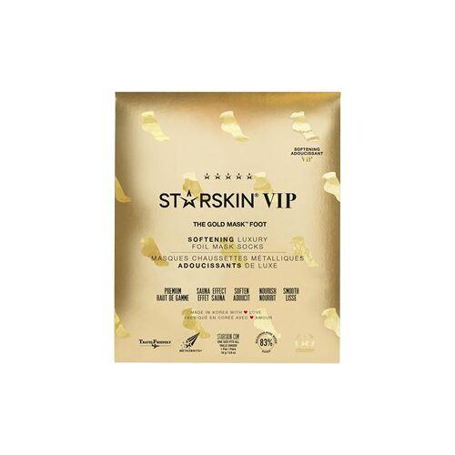 StarSkin Masken Hand & Fuß VIP - The Gold Mask Softening Foot Mask Socks 1 Stk.