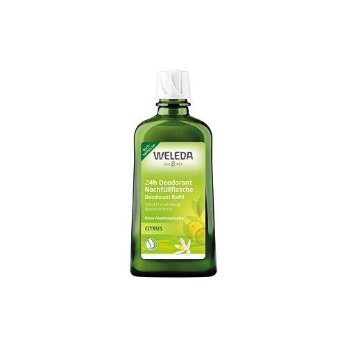 Weleda Körperpflege Deodorants Citrus Deodorant Refill 200 ml