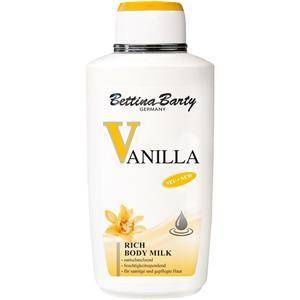 Bettina Barty Damendüfte Vanilla Rich Body Milk 500 ml