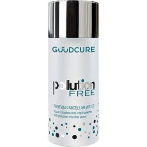 Guudcure Gesichtspflege Pollution Free Purifying Micellar Water 150 ml