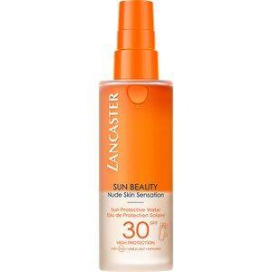 Lancaster Sonnenpflege Sun Beauty Nude Skin Sensation Protective Water SPF 50 150 ml
