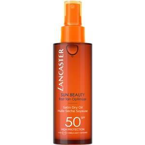 Lancaster Sonnenpflege Sun Beauty Sun Beauty Satin Dry Oil SPF 50 150 ml