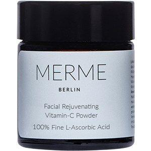 MERME Berlin Gesicht Pflege Facial Brightening Vitamin-C Powder 12 g