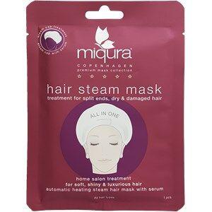 Miqura Pflege Premium Mask Collection Hair Steam Mask 1 Stk.