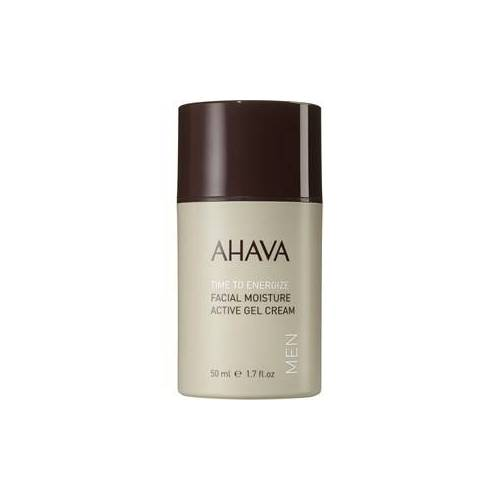 Ahava Herrenpflege Time To Energize Men Facial Moisture Active Gel Cream 50 ml