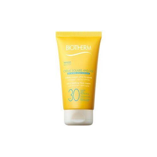 Biotherm Sonnenpflege Sonnenschutz Crème Solaire Anti-Age SPF 50 50 ml