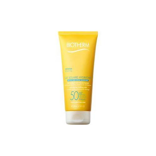 Biotherm Sonnenpflege Sonnenschutz Lait Solaire Hydratant SPF 50 200 ml