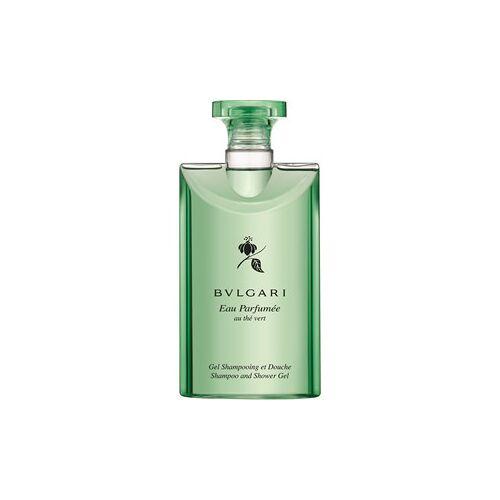 Bulgari Unisexdüfte Eau Parfumée au Thé Vert Shampoo & Shower Gel 200 ml