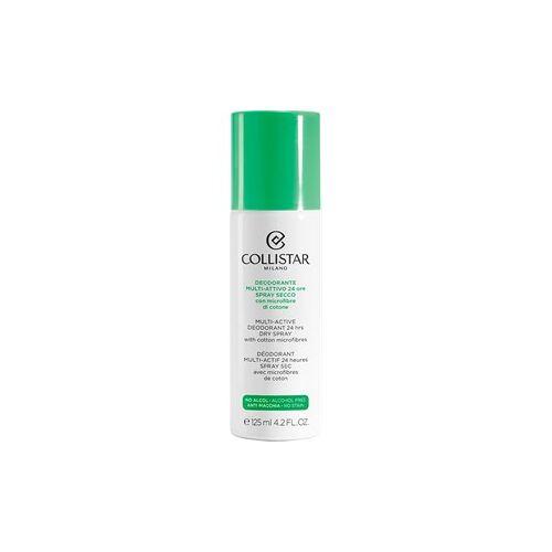 Collistar Körperpflege Special Perfect Body Multi-Active Deodorant 24 Hours Dry Spray 125 ml