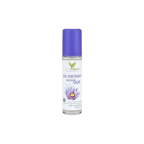Cosnature Pflege Deodorants Deo-Zerstäuber Wasserlillie 75 ml