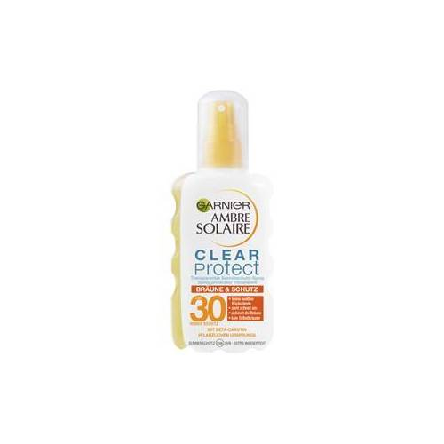 GARNIER Sonnenschutz Pflege & Schutz Bräune & Schutz Transparentes UV- Schutz-Spray LSF 30 200 ml