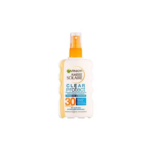 GARNIER Sonnenschutz Pflege & Schutz Frische & Schutz Transparentes UV- Schutz-Spray LSF 30 200 ml