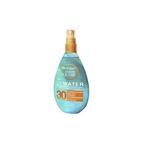 GARNIER Sonnenschutz Pflege & Schutz UV Water Transparentes Sonnenschutz-Spray LSF 30 150 ml