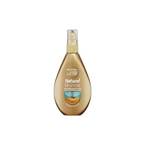 GARNIER Sonnenschutz Selbstbräuner Natural Bronzer Selbstbräunungs-Milch 150 ml