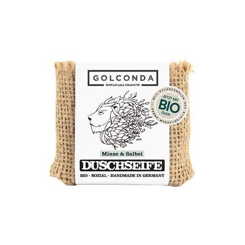Golconda Pflege Seifen Minze & Salbei Duschseife 65 g