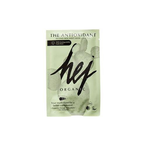 Hej Organic Pflege Masken Antioxidant Sheet Mask 18 g