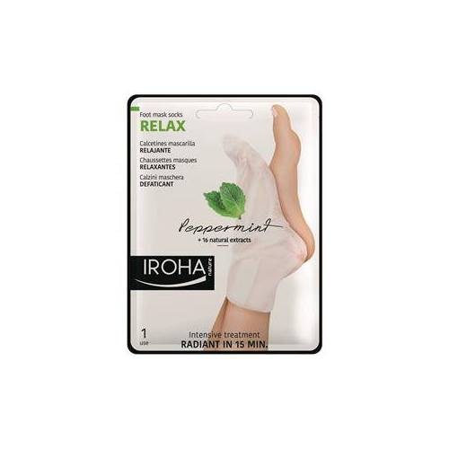 Iroha Pflege Körperpflege Foot Mask Socks Relax 1 Stk.