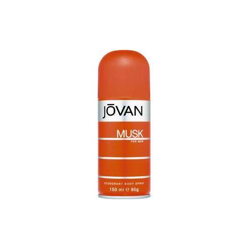 Jovan Herrendüfte Musk For Men Deodorant Body Spray 150 ml