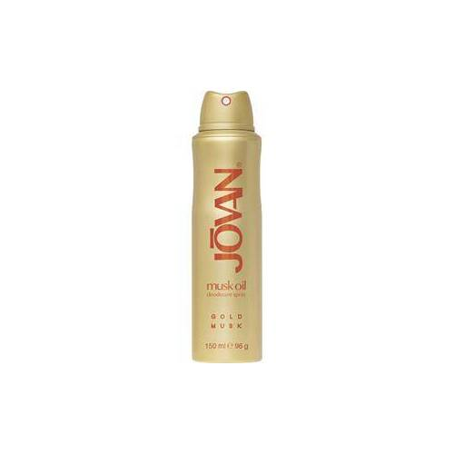 Jovan Damendüfte Musk Oil Gold Deodorant Spray 150 ml
