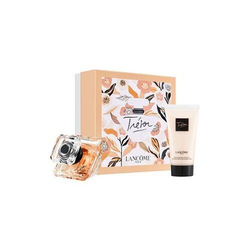 Lancome Damen Parfum Trésor Geschenkset Eau de Parfum Spray 30 ml + Body Lotion 50 ml 1 Stk.