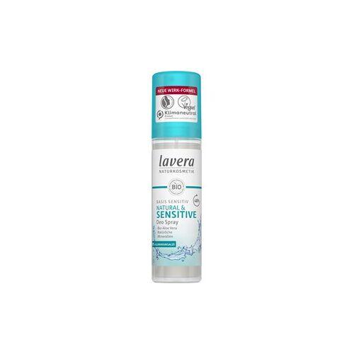 Lavera Körperpflege Body SPA Deodorants Natural & Sensitive Deodorant Spray 75 ml