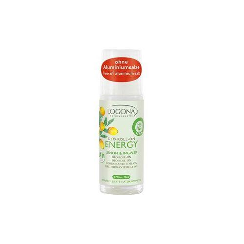 Logona Körperpflege Deodorants Deodorant Roll-On Energy 50 ml