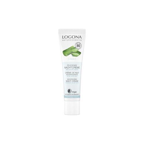 Logona Gesichtspflege Nachtpflege Pflegende Nachtcreme 30 ml