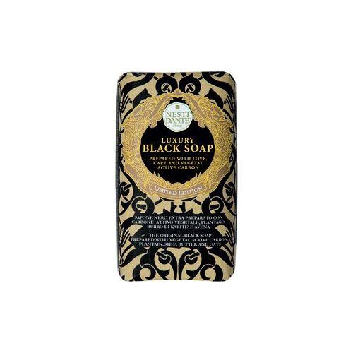 Nesti Dante Firenze Pflege Luxury Luxury Black Soap 250 g