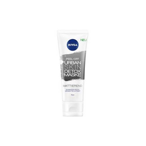 Nivea Gesichtspflege Masken Peel-Off Urban Skin Detox Maske 75 ml