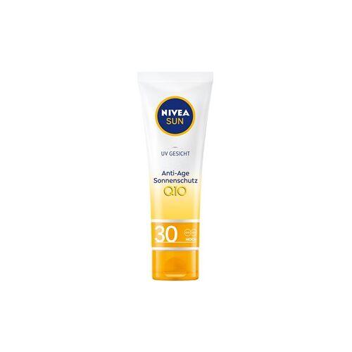 Nivea Sonnenpflege Sonnenschutz Sun UV Gesicht Anti-Age & Anti-Pigmentflecken LSF 50 50 ml
