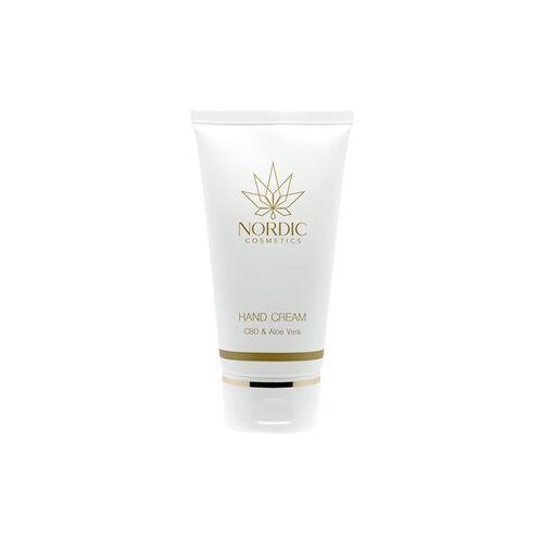 Nordic Cosmetics Pflege Körperpflege CBD & Aloe Vera Hand Cream 50 ml