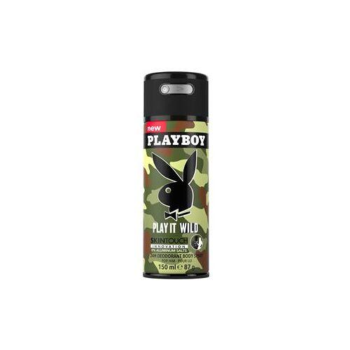 Playboy Herrendüfte Play It Wild Deodorant Body Spray 150 ml