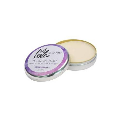We Love The Planet Körperpflege Deodorants Lovely Lavender Deodorant Creme 48 g
