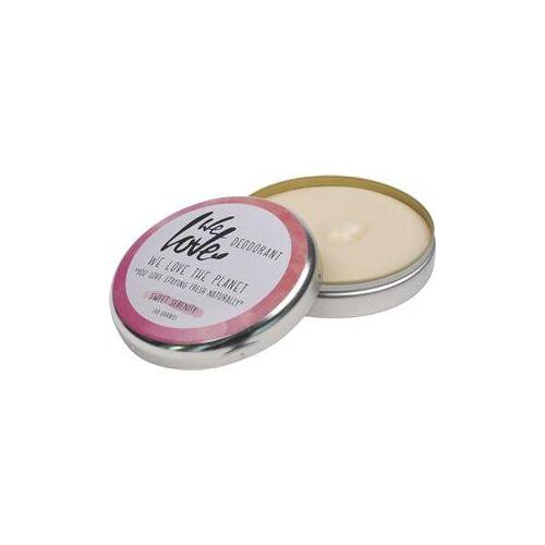 We Love The Planet Körperpflege Deodorants Sweet Serenity Deodorant Creme 48 g
