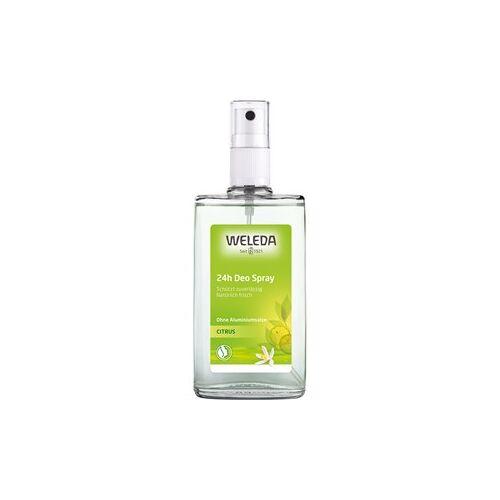 Weleda Körperpflege Deodorants Citrus 24h Deodorant Spray 100 ml
