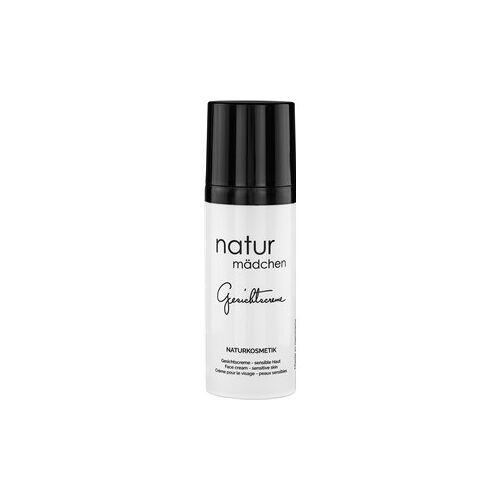 naturmädchen Pflege Gesichtspflege Gesichtscreme 50 ml