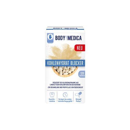 Body Medica Gesundheit Blocker Kohlenhydrat Blocker 120 Stk.