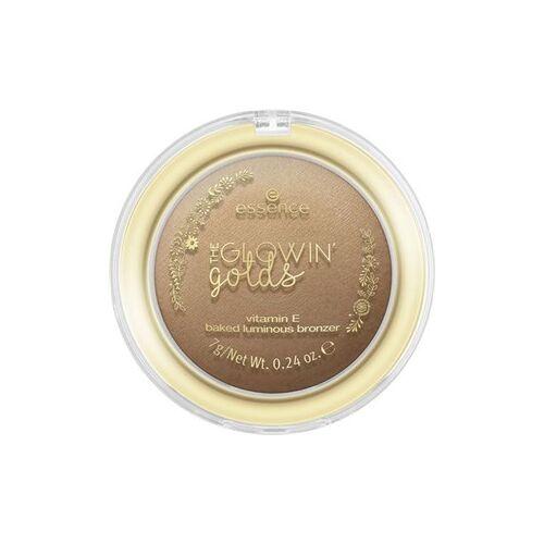 Essence Teint Bronzer Vitamin E Bronzer Nr. 02 Good As Gold 7 g