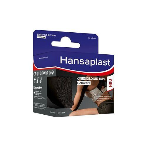 Hansaplast Sport & Bewegung Bandagen & Tapes Kniesiologie Tape Blau 1 Stk.