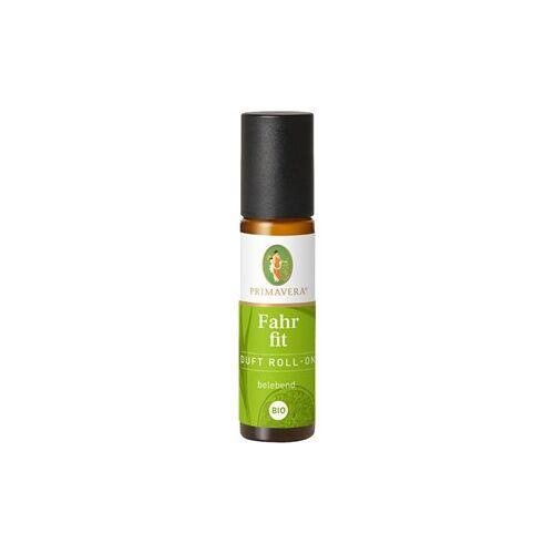 Primavera Aroma Therapie Aroma Roll-On Fahr Fit Duft Roll-On Bio 10 ml