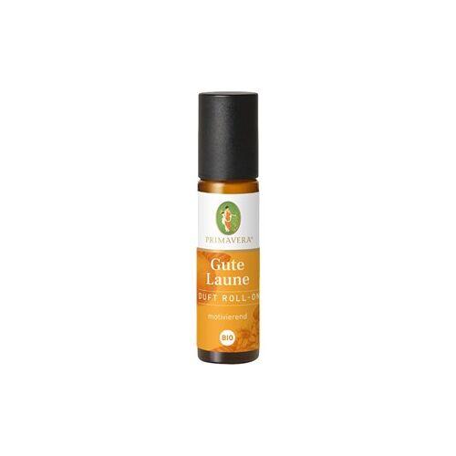 Primavera Aroma Therapie Aroma Roll-On Gute Laune Duft Roll-On Bio 10 ml