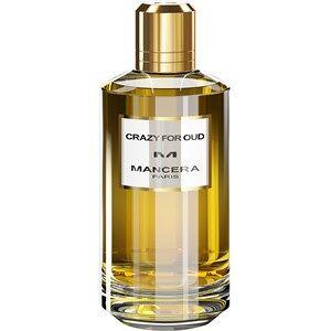 Mancera Collections Gold Label Collection Crazy For Oud Eau de Parfum Spray 120 ml